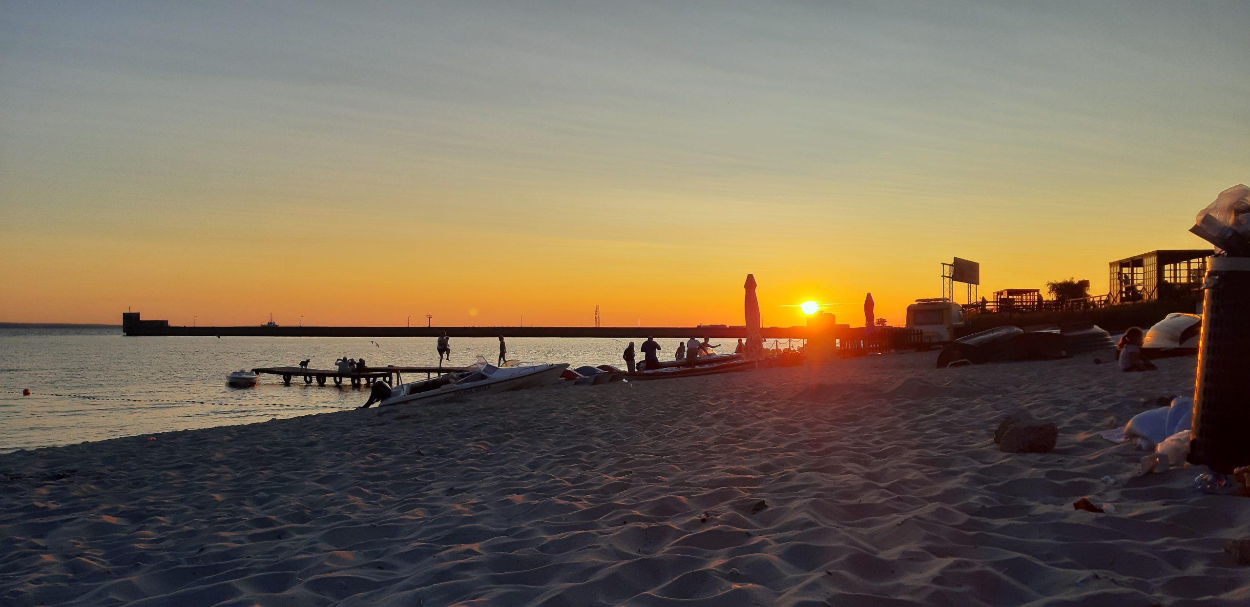 Atrakcje w Helu - Piaszczyste plaże