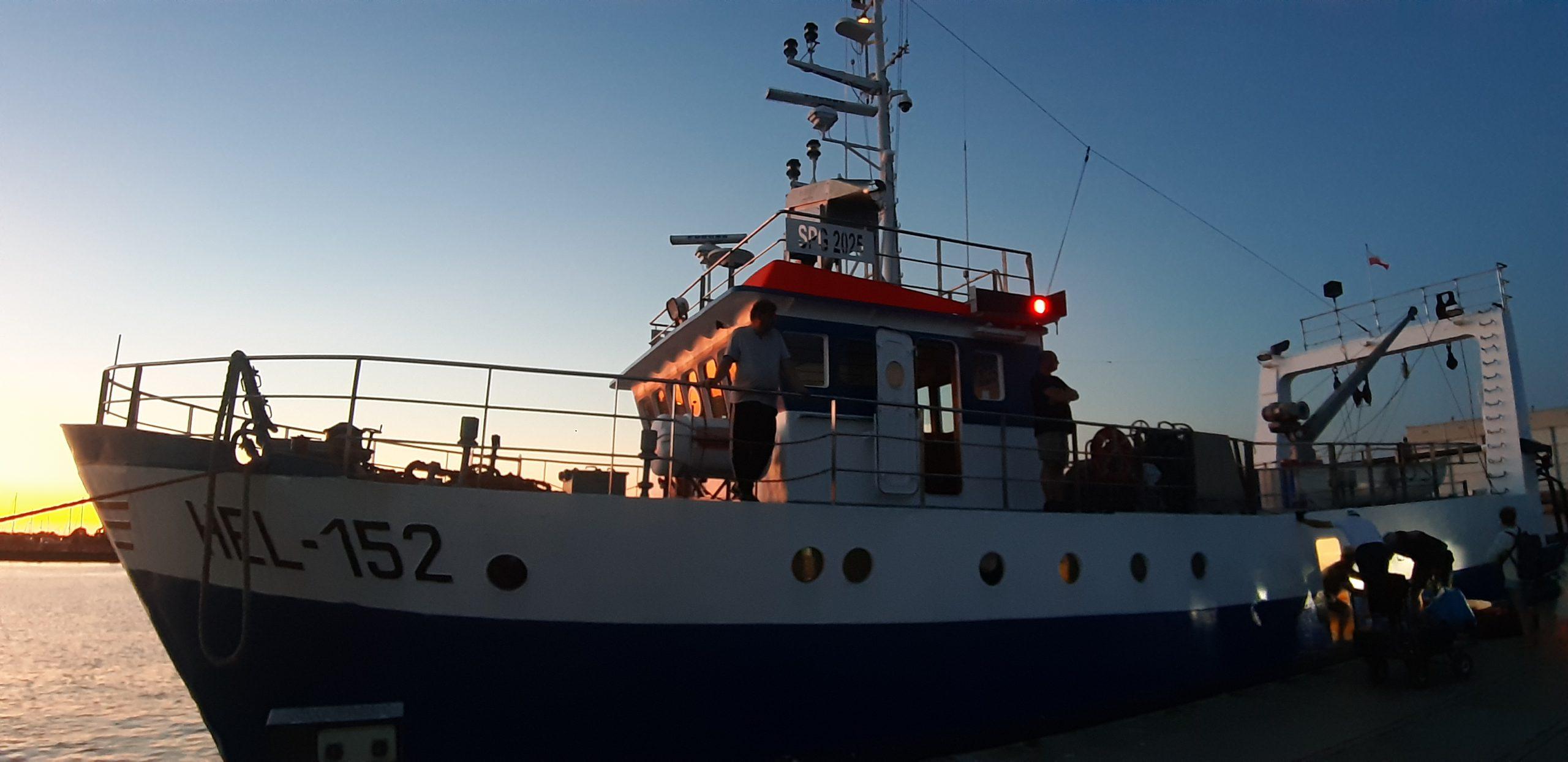 Atrakcje w Helu - Port rybacki